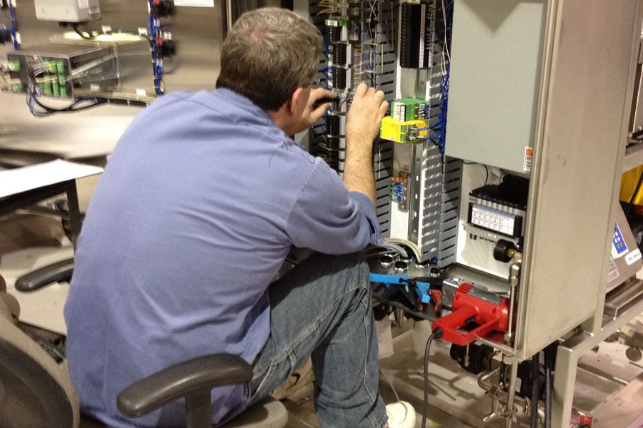 Electrical Capabilities: Panel Wiring